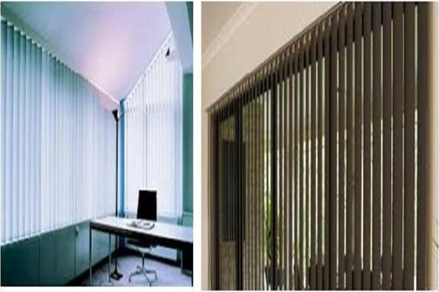 Vertikal Blinds